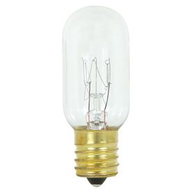 Feit Electric 40-Watt T8 Intermediate Base Soft White Incandescent Appliance Light Bulb