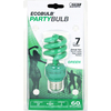 Feit Electric 13-Watt (60W) Spiral Medium Base Green (2700K) CFL Bulb