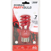 Feit Electric 13-Watt (60W) Spiral Medium Base Red (2700K) CFL Bulb