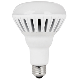 Utilitech 20-Watt (85W Equivalent) BR30 Medium Base (E-26) Soft White Dimmable Indoor LED Flood Light Bulb