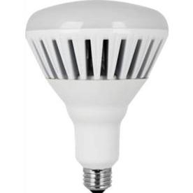 Utilitech 22-Watt (120W Equivalent) BR40 Medium Base (E-26) Soft White Dimmable Indoor LED Flood Light Bulb