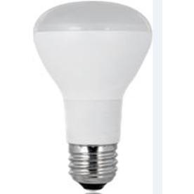 Utilitech 8-Watt (45W Equivalent) R20 Medium Base (E-26) Soft White Dimmable Indoor LED Flood Light Bulb ENERGY STAR