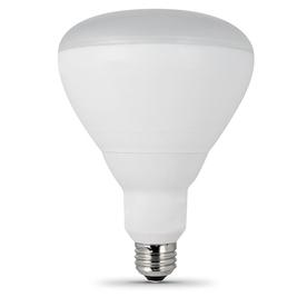 Utilitech 16-Watt (100W Equivalent) BR40 Medium Base (E-26) Soft White Dimmable Indoor LED Flood Light Bulb ENERGY STAR