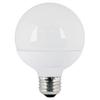 Utilitech 8-Watt (40W Equivalent) 3,000K Medium Base (E-26) Warm White Dimmable Decorative LED Light Bulb ENERGY STAR