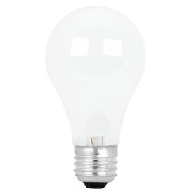 Feit Electric 2-Pack 43-Watt A19 Medium Base (E-26) Warm White Halogen Light Bulb