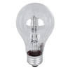 Utilitech 43-Watt A19 Medium Base (E-26) Warm White Dimmable Halogen Light Bulb