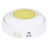 Utilitech 3-in Plug-In Under Cabinet LED Puck Light