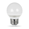Utilitech 4.8-Watt (40W Equivalent) 3,000K Medium Base (E-26) Warm White Dimmable Decorative LED Light Bulb