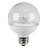 Utilitech 4-Watt (25W Equivalent) 3,000K Medium Base (E-26) Warm White Dimmable Decorative LED Light Bulb ENERGY STAR
