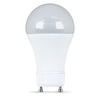 Utilitech 7-Watt (40W Equivalent) 3000K A19 GU24 Pin Base Dimmable Warm White Indoor LED Bulb