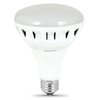 Utilitech 15-Watt (85W Equivalent) BR30 Medium Base (E-26) Soft White Dimmable Indoor LED Flood Light Bulb ENERGY STAR