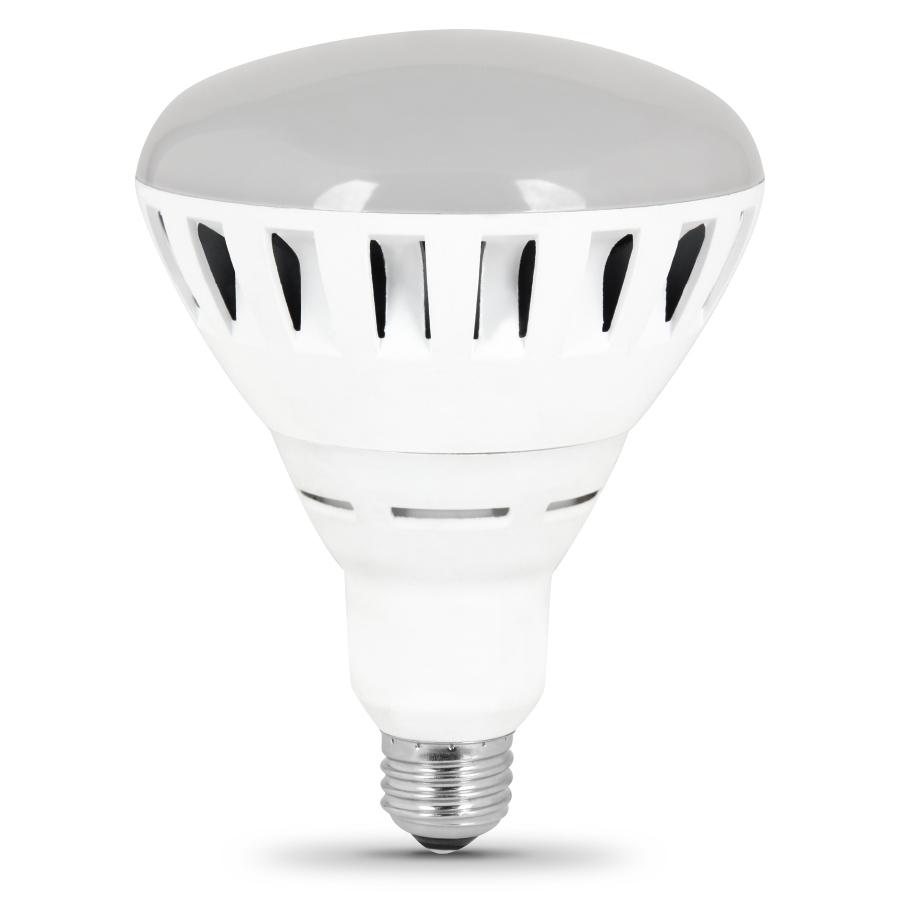 Utilitech Led Garage Lights: Shop Utilitech 20-Watt (120W Equivalent) Br40 Medium Base