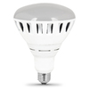 Utilitech 20-Watt (120W Equivalent) BR40 Medium Base (E-26) Soft White Dimmable Outdoor LED Flood Light Bulb