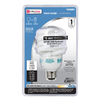 Utilitech 32-Watt (150W Equivalent) 5,000K Spiral Medium Base (E-26) Daylight Three-Way CFL Bulb