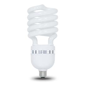 Utilitech 65-Watt (300W Equivalent) 2,700K Spiral Medium Base (E-26) Soft White Outdoor CFL Bulb