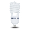 Utilitech 65-Watt (300W Equivalent) 2,700K Spiral Medium Base (E-26) Soft White Outdoor CFL Bulb