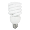 Utilitech 32-Watt (150W) Spiral Medium Base Soft White (2700K) CFL Bulb ENERGY STAR