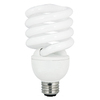 Utilitech 32-Watt (150W Equivalent) 3,500K Spiral Medium Base (E-26) Bright White Three-Way CFL Bulb ENERGY STAR