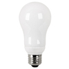 Utilitech 2-Pack 16-Watt (60W Equivalent) 3,500K A19 Medium Base (E-26) Bright White CFL Bulb