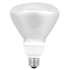 Utilitech 18-Watt (75W) BR40 Medium Base Bright White (3500K) CFL Bulb ENERGY STAR