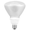 Utilitech 18-Watt (75W Equivalent) 3,500K BR40 Medium Base (E-26) Bright White Flood Light CFL Bulb ENERGY STAR