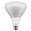 Utilitech 2-Pack 18-Watt (75W) BR40 Medium Base Soft White (2700K) CFL Bulbs ENERGY STAR
