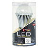 Utilitech 7.5-Watt (40W Equivalent) 3000K A19 Dimmable Warm White Indoor LED Bulb