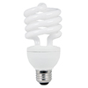 Utilitech 23-Watt (100W) Spiral Medium Base Soft White (2700K) CFL Bulb ENERGY STAR