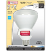 Utilitech 15-Watt (65W) BR30 Medium Base Soft White (2700K) CFL Bulb