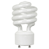 Utilitech 23-Watt (100W Equivalent) 2,700K Spiral GU24 Pin Base Soft White CFL Bulb ENERGY STAR