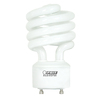 Utilitech 13-Watt (60W Equivalent) 2,700K Spiral GU24 Pin Base Soft White Dimmable CFL Bulb