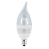 Utilitech 4.8-Watt (40W) Warm White (3000K) Decorative LED Bulb