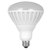 Utilitech 17-Watt (100W Equivalent) BR40 Medium Base (E-26) Soft White Dimmable Indoor LED Flood Light Bulb ENERGY STAR