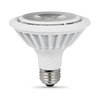 Utilitech 15-Watt (75W Equivalent) 3,000K PAR 30 Shortneck Medium Base (E-26) Warm White Dimmable Indoor LED Flood Light Bulb ENERGY STAR