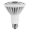 Utilitech 15-Watt (75W Equivalent) PAR30Ln Medium Base (E-26) Warm White Dimmable Indoor LED Spotlight Bulb