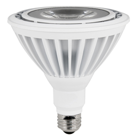 Utilitech 20-Watt (90W Equivalent) PAR38 Medium Base (E-26) Warm White Dimmable Indoor LED Spotlight Bulb