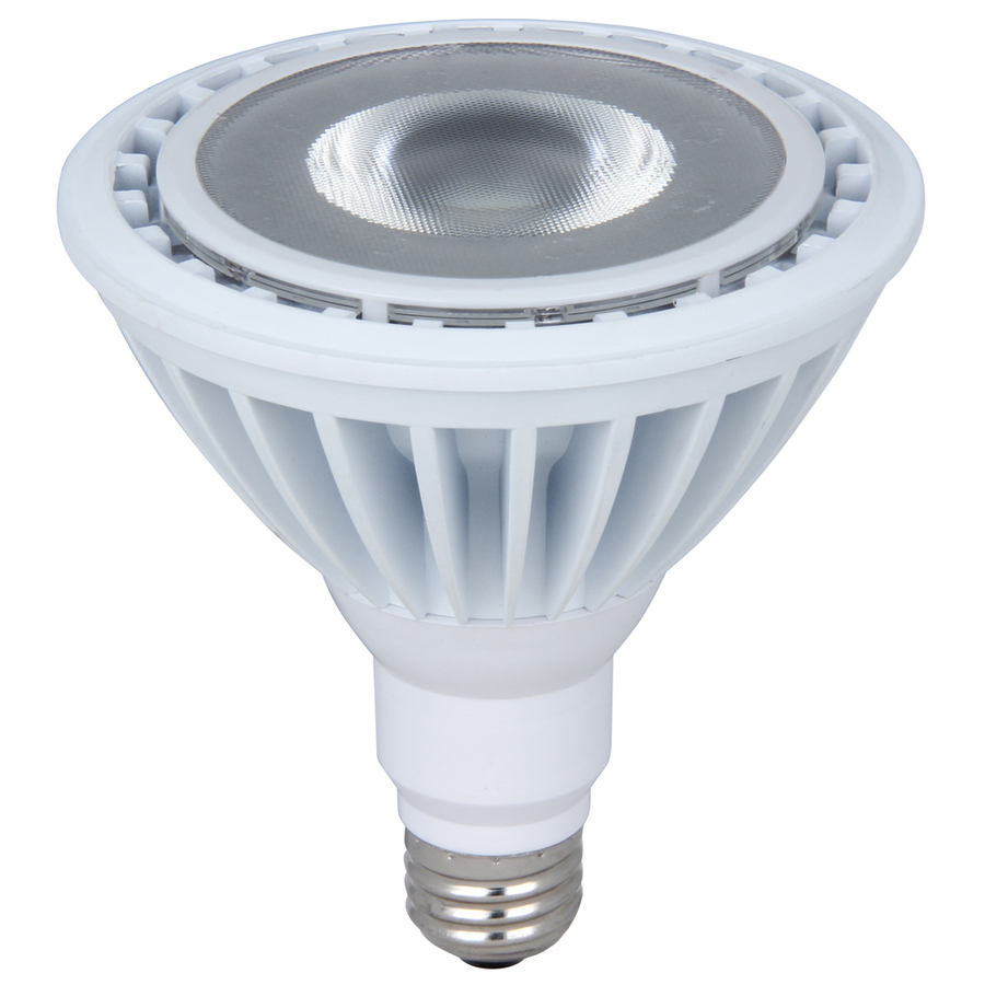 Shop Utilitech 23 Watt 120 W Equivalent Par38 Medium Base Daylight Dimmable Outdoor Led Flood
