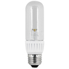 Utilitech 3-Watt (25W Equivalent) 3,000K Medium Base (E-26) Warm White Decorative LED Light Bulb