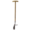 Flexrake Corp. Long-Handled Flower and Bulb Planter with T-Handle