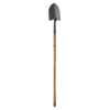 Flexrake Corp. Classic Wood Long-Handle Digging Shovel