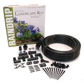 Raindrip Drip Irrigation Landscape Kit