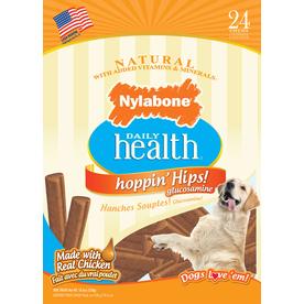 Nylabone 18.72-oz All-Natural Chicken-Flavor Snacks