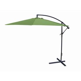 10-ft Olive Round Patio Umbrella