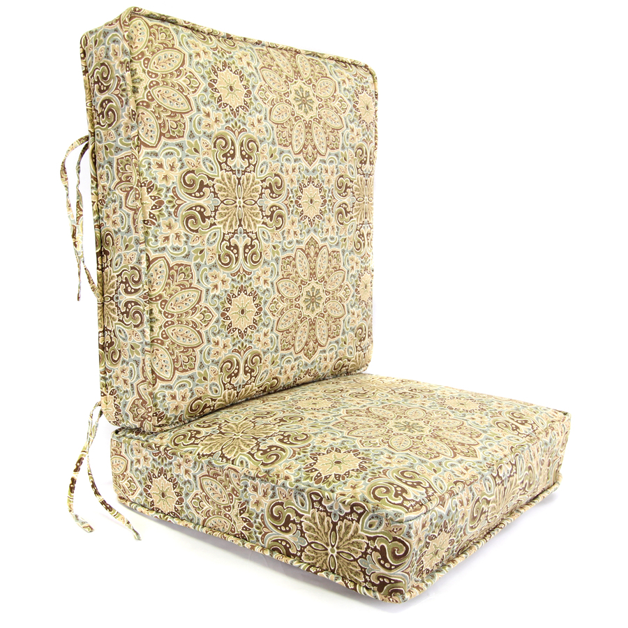 Shop Mineral Deep Seat Patio Chair Cushion at Lowescom
