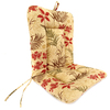 Jordan Manufacturing 38-in L x 21-in W St. Lucia Canyon Chair Cushion