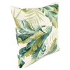 Jordan Manufacturing 16-in W x 16-in L Montour Lagoon Square Accent Pillow
