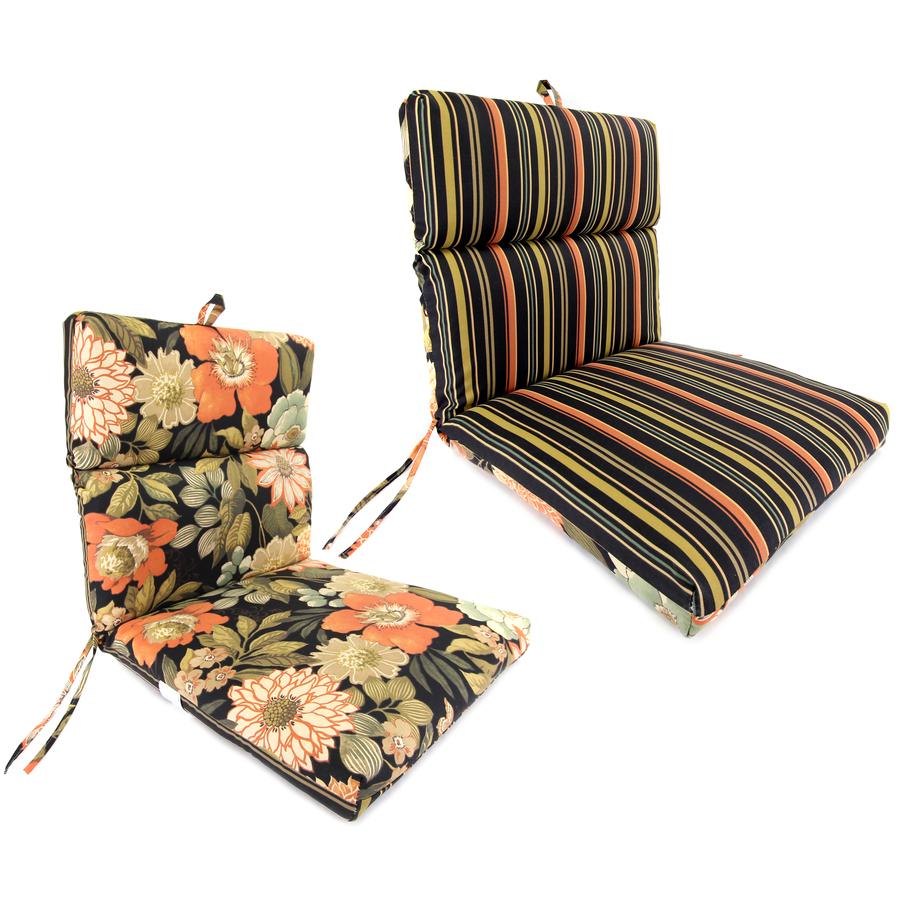 shop jordan manufacturing jolene lava patio chair cushion