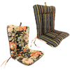 Jordan Manufacturing 38-in L x 21-in W Jolene Lava Chair Cushion