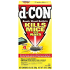D-CON 4-Pack Indoor Rodent Poison Bait for House Mice