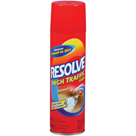 Resolve 22 oz High-Traffic Foam Carpet Cleaner